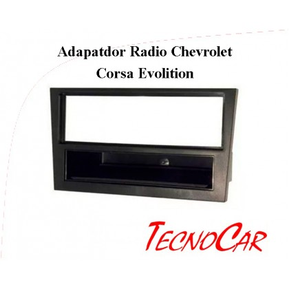 Adaptador radio Chevrolet Corsa Evolition
