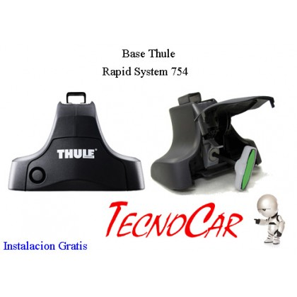Base Thule Rapid System 754