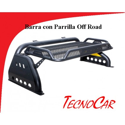 Barra Off Road