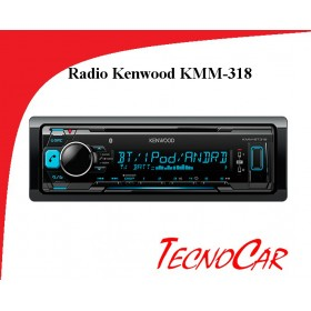 Radio Kenwood BT318U
