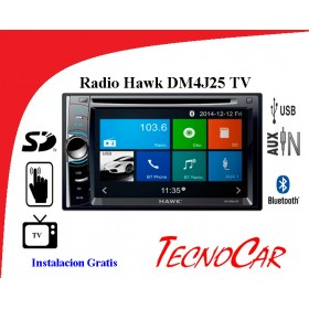 Radio HAWK DVD/TV