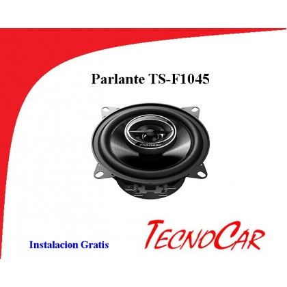 Parlantes Pionner TS-G1045