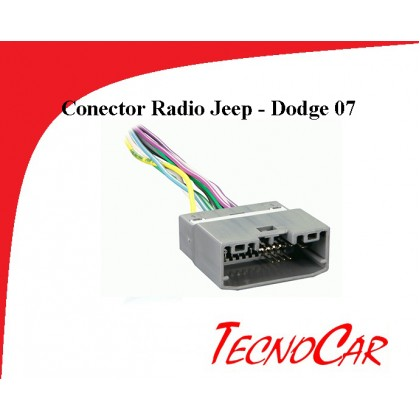 Conector Jeep -Dodge 6522