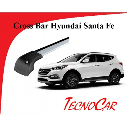 Barras Cross Bar Hyundai Santa Fe