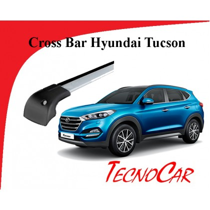 Barras Cross Bar Hyundai Tucson