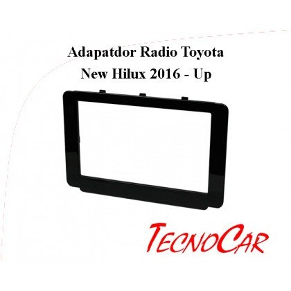 Adaptador radio Toyota New Hilux