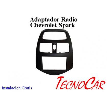 Adaptador radio Chevrolet Spark