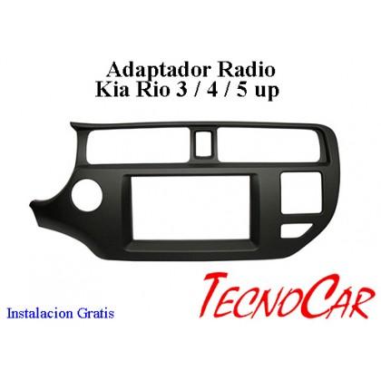 Adaptador radio Kia Rio