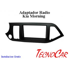 Adaptador radio Kia Mornig