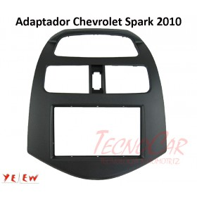 Adaptador radio Chevrolet Spark 2010-17