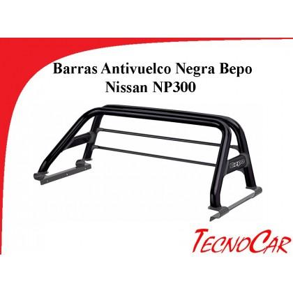 Barra Antivuelco Negra NP300
