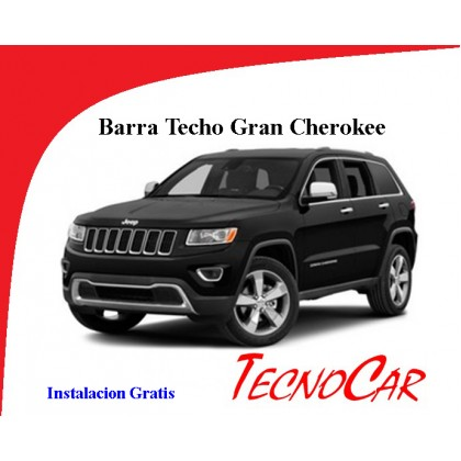 Barras Gran Cherokee