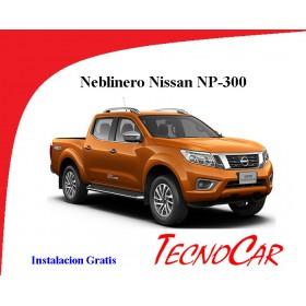 Neblineros Nissan NP300