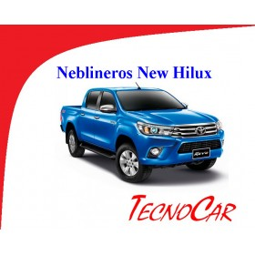 Neblineros Toyota  New Hilux
