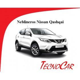 Neblineros Nissan Qashqai