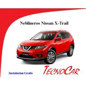 Neblineros Nissan X-TRAIL