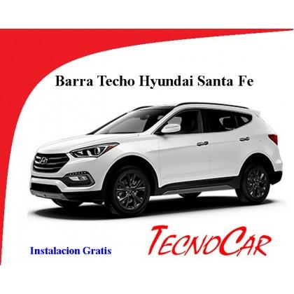 Barras Hyundai Santa Fe