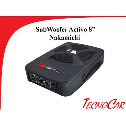 """Subwoofer Nakamichi 8"""""""