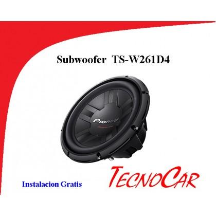 Subwoofer Pioneer TS-W261D4