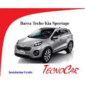 Barras Kia Sportage