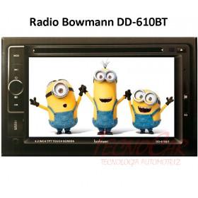 Radio Bowmann DD-610BT