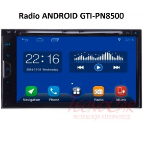 Radio Android GTI
