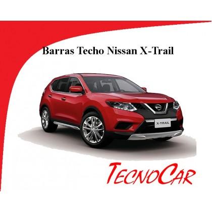 Barras Nissan X-TRAIL