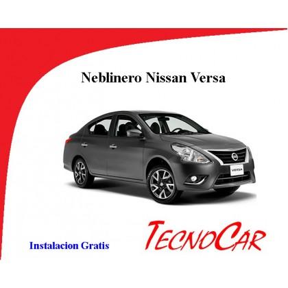 Neblineros Nissan Versa