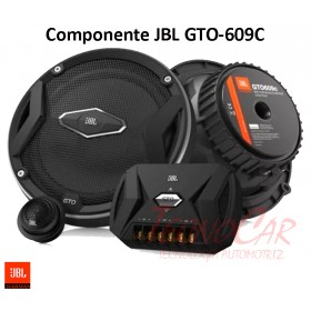 Componente JBL GTO-609C