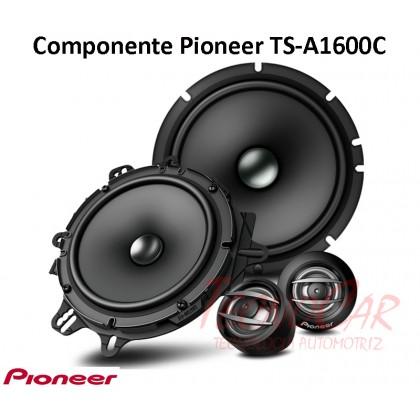Componentes Pioneer TS-A1600C