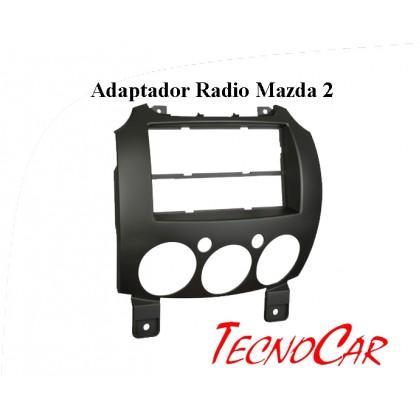 Adaptador radio Mazda 2