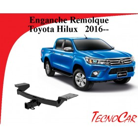 Enganche Toyota Hilux 2016--