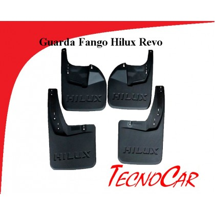 Guarda fangos Toyota Hilux Revo