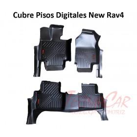Cubre Pisos New Rav 4 2019-2022