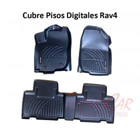 Cubre Pisos Rav 4 2016-2019