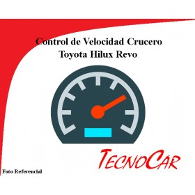 Control Crucero Hilux Revo