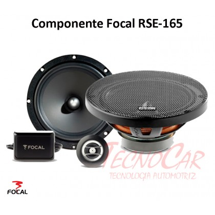 Componente Focal RSE-165
