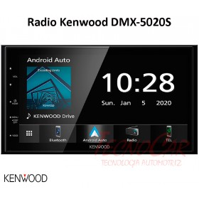 Radio Kenwood DMX-5020s