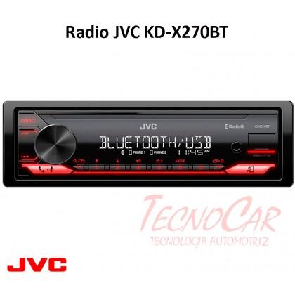 Radio JVC KD-270BT