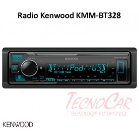 Radio Kenwood KMM-BT328