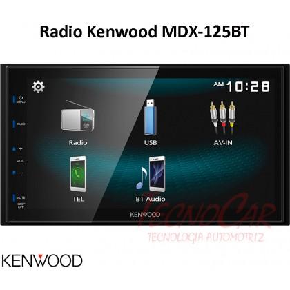 Radio Kenwood DMX-125BT