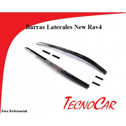 Barras Laterales New Rav 4 2019-21
