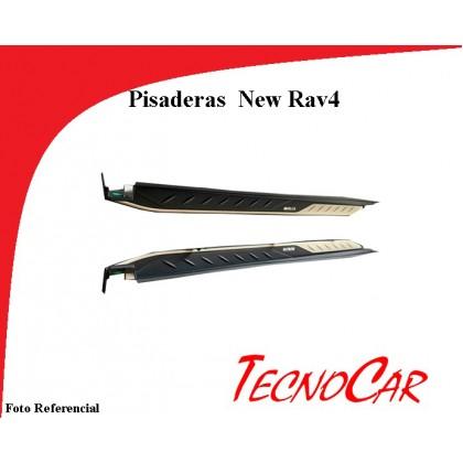Pisaderas  New Rav 4 2019-2020