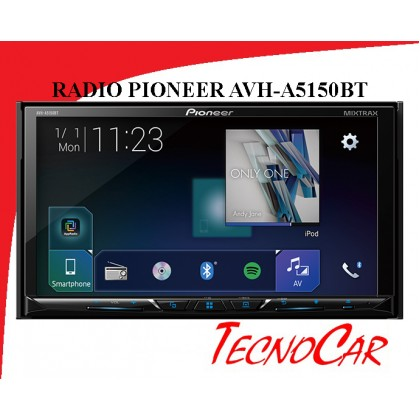 Radio Pioneer AVH-A5150BT
