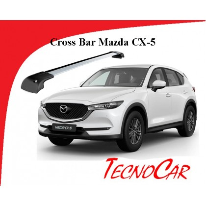Barras Cross Bar Mazda CX-5