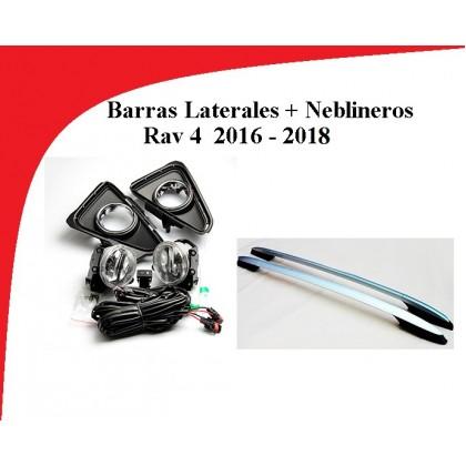 Barras Laterales + Neblineros