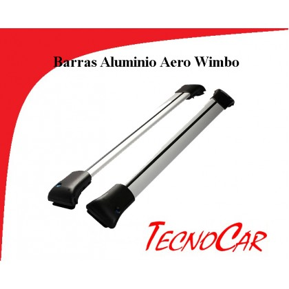 Barras Transversales Aluminio Universal