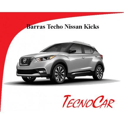 Barras Nissan Kicks