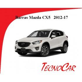 Barras Mazda CX5 2012-17