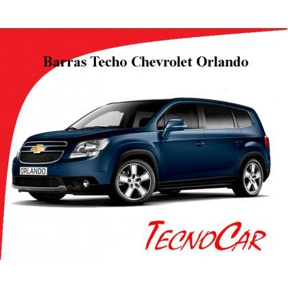 Barras Chevrolet Orlando